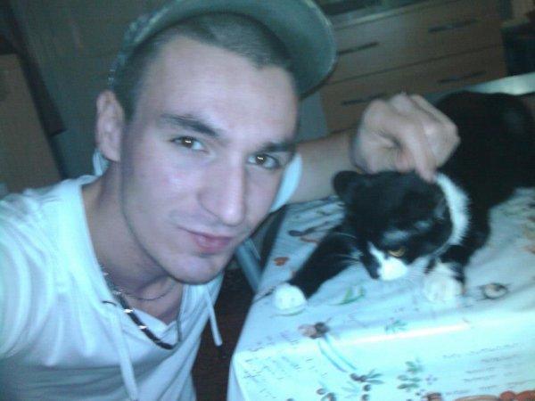 mwa avec mon chat