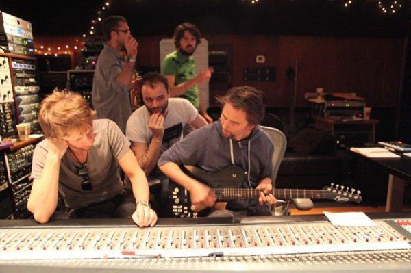 Spécial New Album 2012