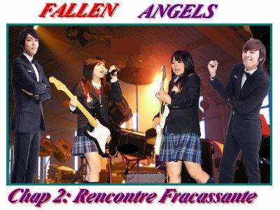 Fallen Angie : Chapitre 2