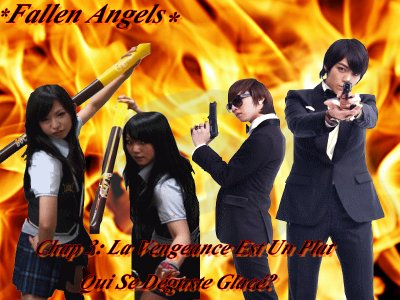 Fallen Angie : Chapitre 3