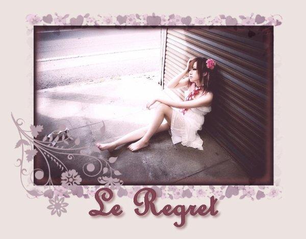 Theme 1 - Le Regret.