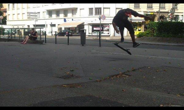 varial flip :)