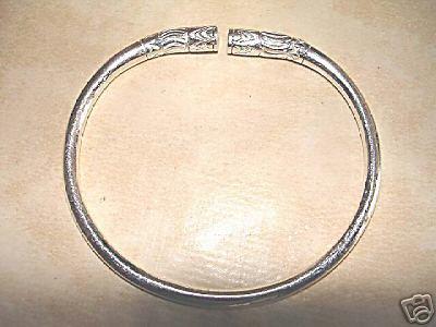 bracelet argent de madagascar