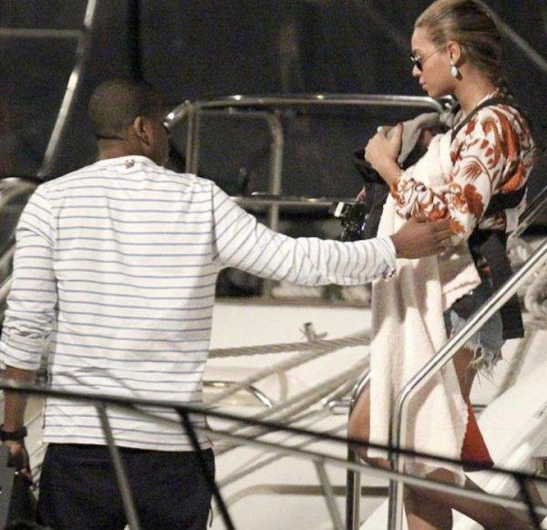 Beyonce et Jay