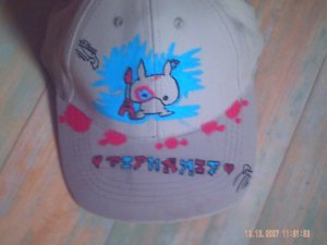 casquette tager mis 3h00