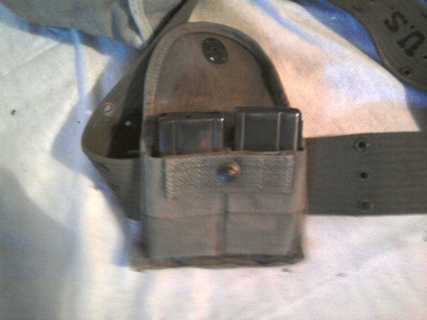 porte chargeur carabine usm1