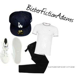 Tenue décontractée pour BieberFictionAdams