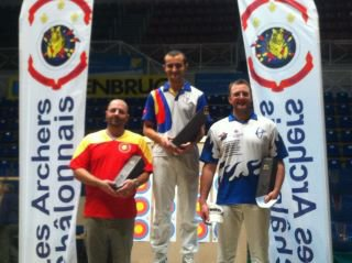 Concours international Target Chalon sur marne 2011