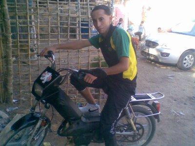 moi avec ma moto