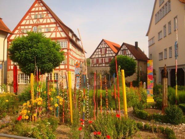 Baden-Württemberg, bled pommé