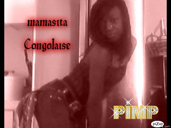 juste moi la mamasita congolaise