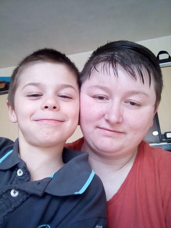 Mon neveu kenzo et moi