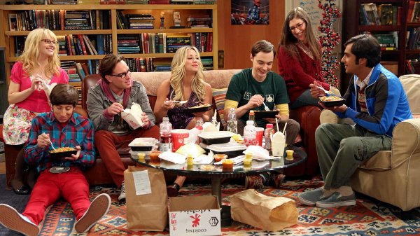 The Big Bang Theory - 2007 à aujourd'hui - 10 saisons