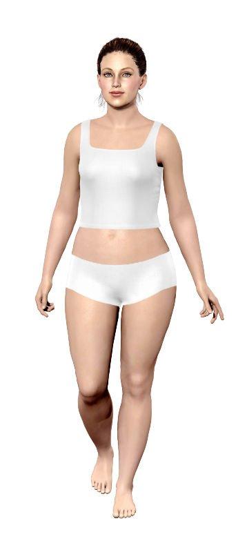 Mon mannequin virtuel futur