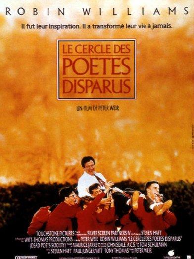 Le Cercle Des Poètes Disparus / Il fut leur inspiration. Il a transformé leur vie à jamais.
