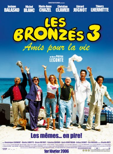 Les Bronzés 3, Amis Pour La Vie