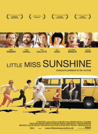 Little Miss Sunshine / Everyone pretend to be normal