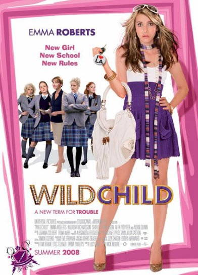 Wild Child / New Girl, new School, new Rules