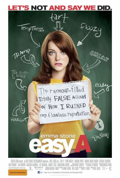 Easy A / Let's not and say we did