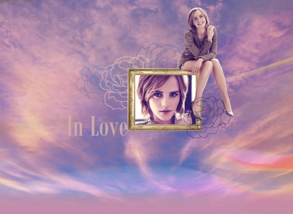 Nouvelle Version: In Love with Emma Watson.