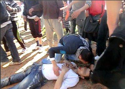 مواجهات دامية بإمزورن بين محتجين وقوات الأمن وأنباء عن سقوط قتلى