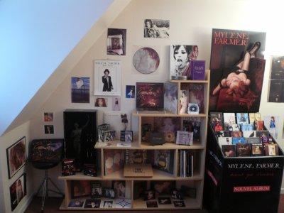 Voici tout d'abord une vue d'ensemble de ma collection... - MAJ 26/12