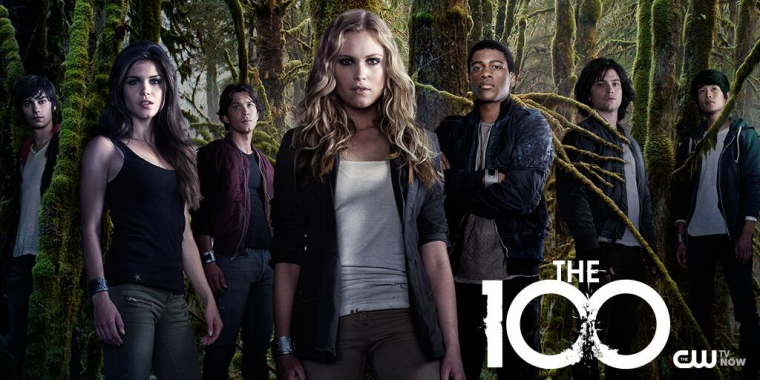 •The 100•