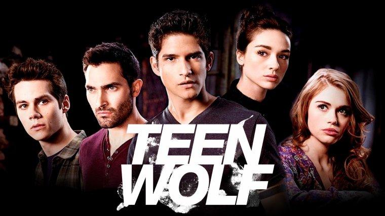 •Teen Wolf•