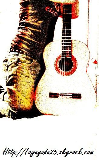 ♪ la guitare   ☻♫