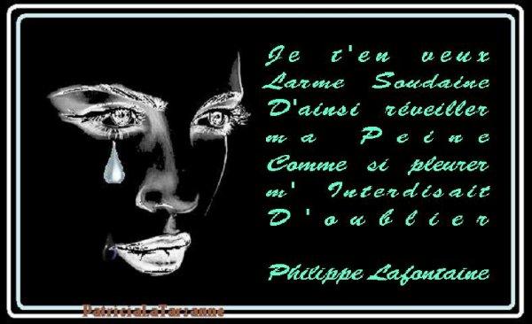 LA  LARME - Wilson Sumthin