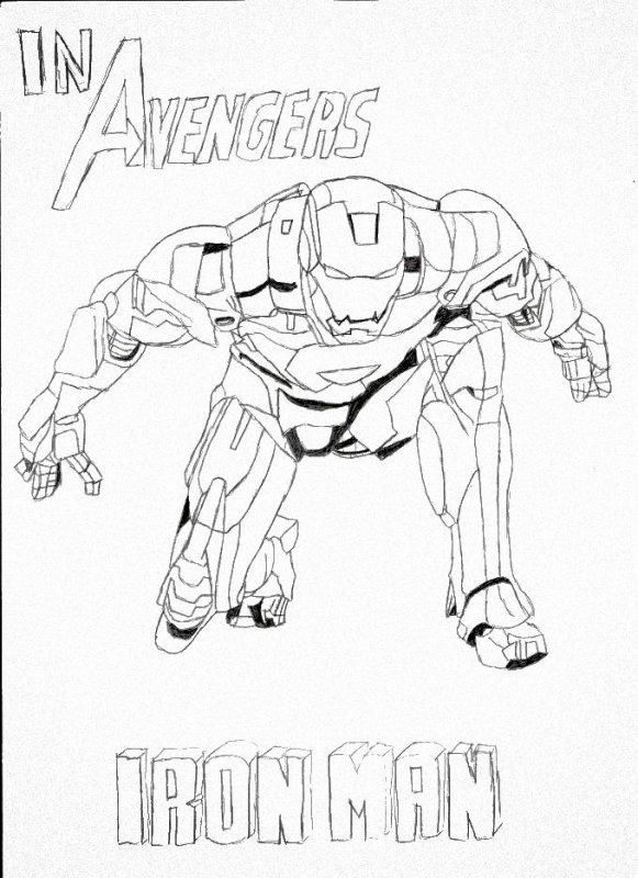 Iron man blog de wolfmusic30 - Dessin de iron man ...