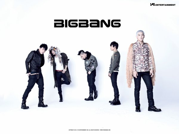 BIGBANG is COMEBACK