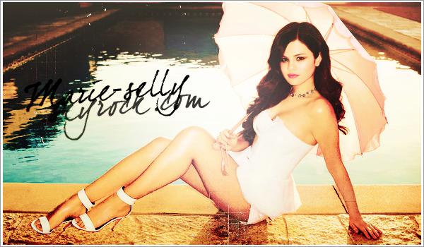 Bienvenue sur ta source entièrement consacré à la magnifique Selena Gomez !