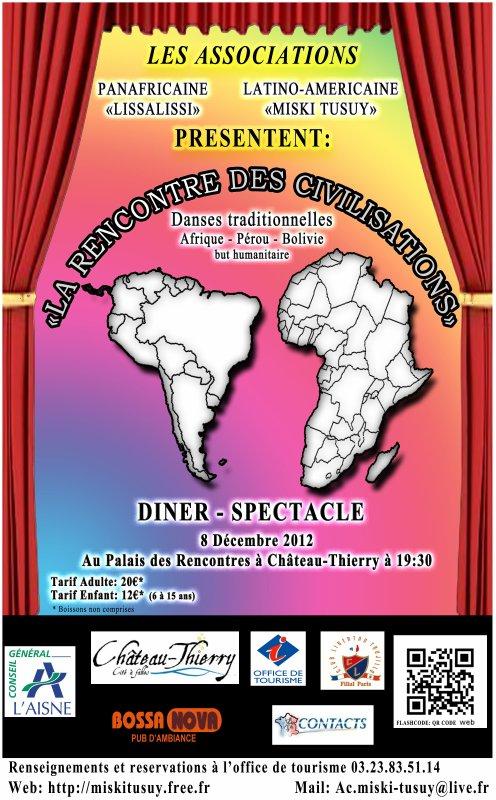 <3 (l) A la rencontre des civilisations  Perou - Bolvie - Afrique (l) <3