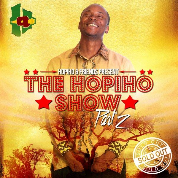 La mixtape The Hopiho Show Part 2 sera disponible gratuitement à partir du 1er Septembre 2013