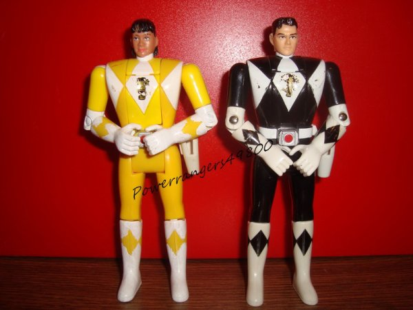 Figurine Auto-Morphin PRMM (Power Rangers Mighty Morphin) 1993