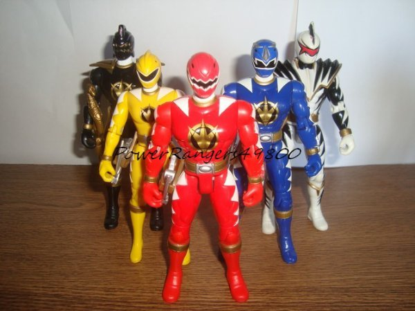 figurine talk prdt power rangers dino thunder blog de powerrangers49800. Black Bedroom Furniture Sets. Home Design Ideas