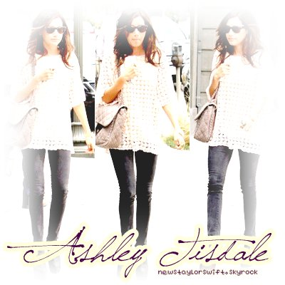 Ashley Tisdale  ♥