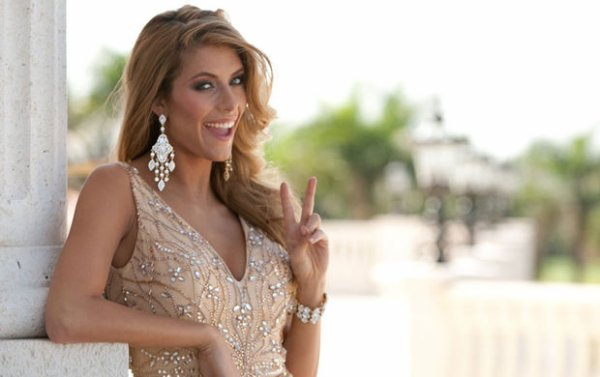 Photos officielles de Camille à Miss Univers