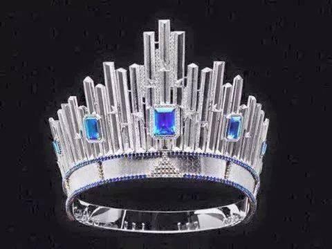 Photo de la couronne de Miss Univers + le thème