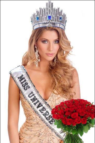 Pourquoi pas Camille Miss Univers ?