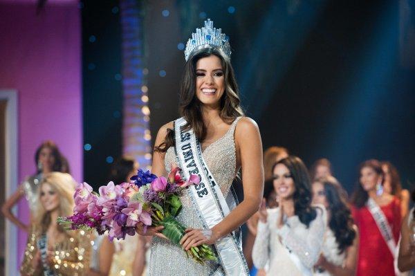 Miss Univers 2014 est Pauline Vega (Colombie)