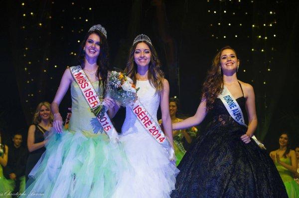 Miss Isère 2015 est Justine Soranzo - les-missfrance