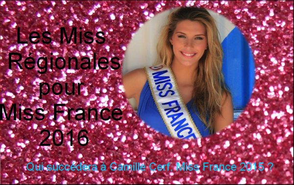 En route pour Miss France 2016