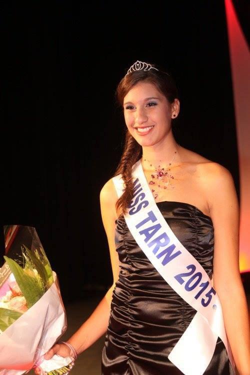 Miss Tarn 2015 est Sarah Djouad