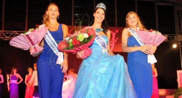 Miss Tarn et Garonne 2015 est Chloé Loeckx