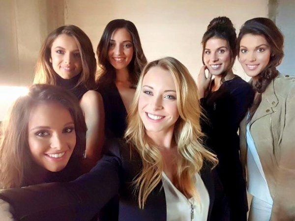 Candidates Miss France 2016