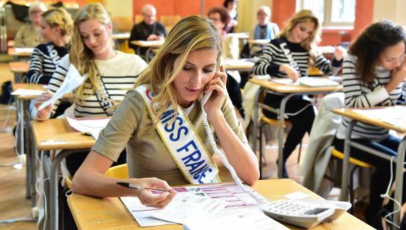 Aventure Miss France 2016