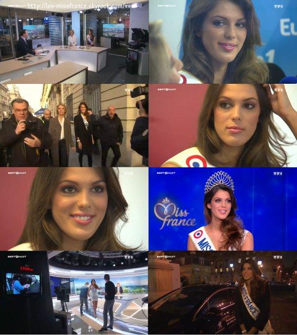 ad4d4c8583cd ... Dans la nouvelle vie de Miss France 2016, Iris Mittenaere - sept à huit  ...