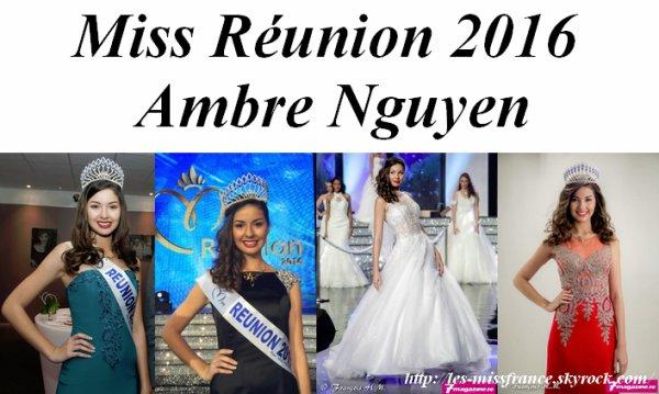 Candidates miss france 2017 les missfrance - Miss france 2017 interview ...